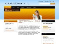 CLEAR TECHNIK, s.r.o.