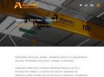 Adamec Crane Systems