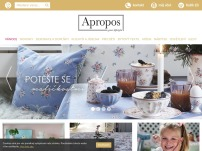 Apropos - your lifestyle