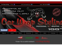 Car Wrap Styling