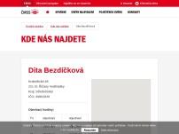 Dita Bezdíčková