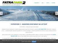 Apartmány Fatrapark