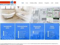 INSTALACE Šubrt – voda, kanalizace, plyn, topení, rekonstrukce, kamerové sytémy, zabezpečení