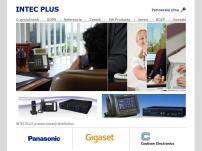 INTEC PLUS, s.r.o. - spotrebná elektronika