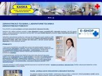 KASKA – prodej a servis zdravotnické a laboratorní techniky