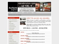 KUCHYNE EXPRES
