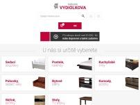 ROMAN VYDIOLEK – E-SHOP, ZAKÁZKOVÁ VÝROBA NÁBYTKU
