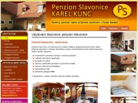 Penzion Slavonice Karel Kunc