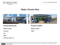 Porsche Plzeň - Borská Pole