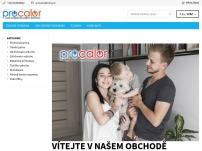 PROCALOR s.r.o. – internetový prodej klimatizací, ekologických kamen, zvlhčovačů, odvlhčovačů