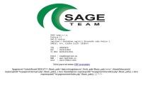 SAGE team, s.r.o. - internetové služby