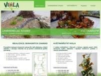 Viola - zahradnické studio s.r.o.