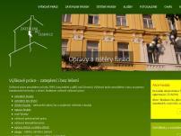 Mykola Dirych - výškové práce pomocí horolezecké techniky, prodej materiálů - e-shop