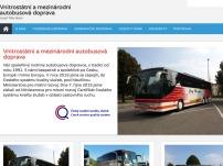 Vnitrostátní a mezinárodní autobusová doprava – Josef Martikán