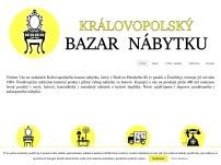 Královopolský bazar nábytku Brno