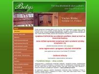 Betys – Truhlářství