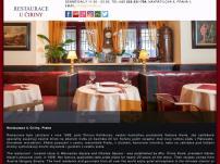 Restaurace U Čiriny