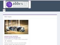 Coddex Web - všetko o čistení