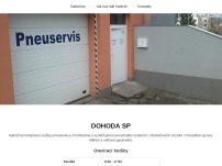 DOHODA SP s.r.o.