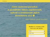 Cestovní poradce – Ing. Petra Kolářová