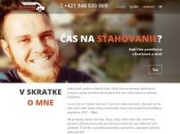 Sťahovanie Bratislava FoxWay
