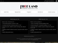 Freeland – Dalešická restaurace a klub