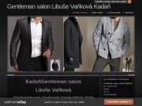 Gentleman salon Libuše Vaňková