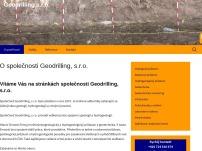 Geodrilling, s.r.o.
