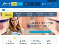 Glossa - jazyková škola