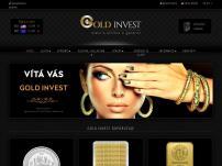 Zlatá rezerva - investiční zlato