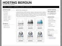 Regionání hosting Beroun