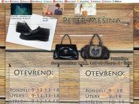 Peter Mešina - opravy obuvi