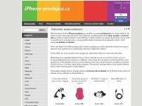 Internetový prodej příslušenství pro mobilní telefony