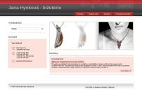 Jana Hynková – bižuterie