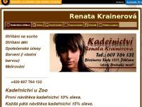 Kadeřnictví Renata Krainerová