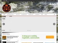 Kajaky.cz - vodácké vybavení