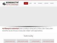 Kominictví Petr Červinka