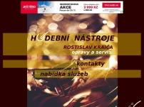 Hudební nástroje Rostislav Krajča – opravy a servis