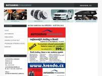 Autoservis a pneuservis Krenda