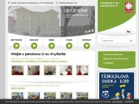 Arcidiecézní charita Praha - Penzion U sv. Kryštofa