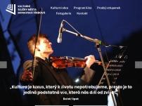 Kulturní služby města Moravská Třebová