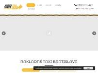 KURIER TAXI.sk - Expresná preprava tovaru Bratislava