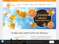 KV Detail - ručná autoumyváreň Bratislava