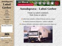 Autodoprava – Luboš Gerber