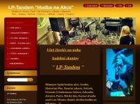 LP-Tandem Kapela na taneční zábavu, hudba na svatbu i věčírek