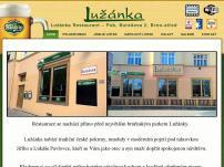 Lužánka Restaurant – Pub