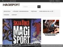 Magisport - sport u kříže