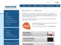 MAPS HK s.r.o. – počítače, software, elektronika, internet, školení