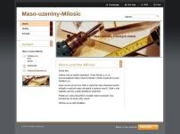 Maso-uzeniny Milošic