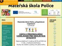 Mateřská škola Police